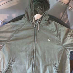Polo XL Olive Green Jacket